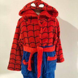Brand new Spiderman Warm/Winter gown/robe